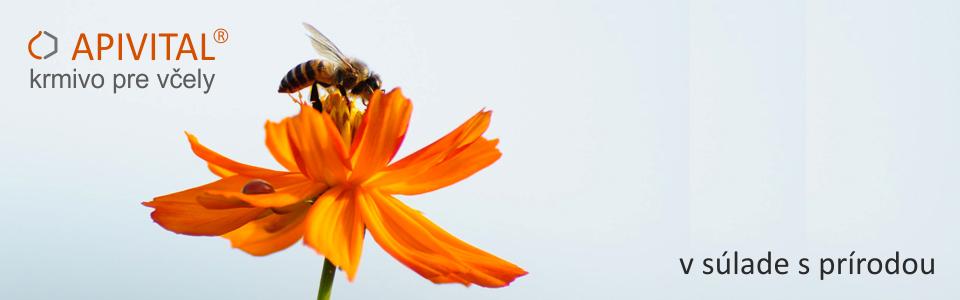 Krmivo pro včely APIVITAL® sirup - zcela bezpečné, čisté a levné krmivo, kvalitní pro včely a komfortní pro včelaře